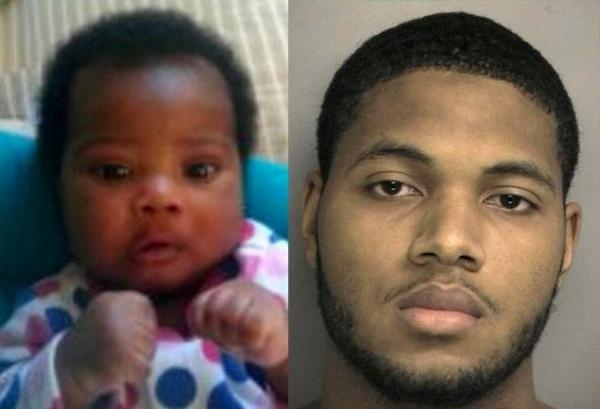 NJ man convicted of murder after throwing his baby off a bridge